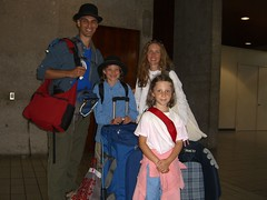 Departure to Sydney