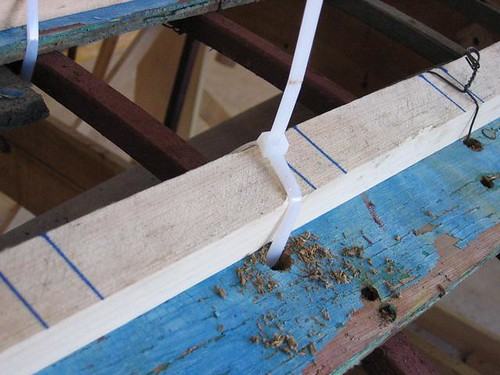 Rebar Ties With Looped Ends : We hate rebar ties with the heat of a thousand suns and