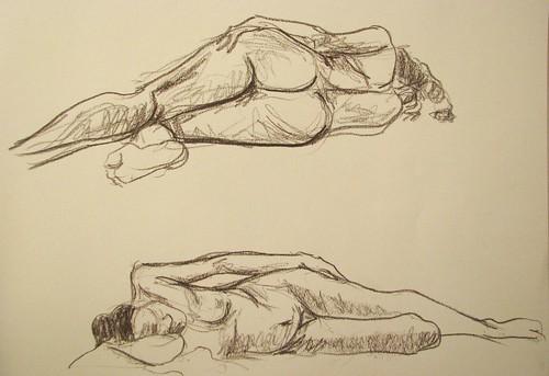 Desnudo - Tumbado II