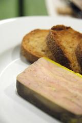 Terrine de Foie Gras de Canard au Parfum Foll Blanche, Comme a la Maison, Akasaka