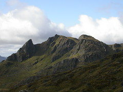 The Cobbler, and not from it's most menacing angle