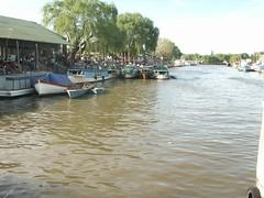 El Tigre River, Buenos Aires