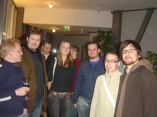 Jenaer Blogger auf dem Webmontag