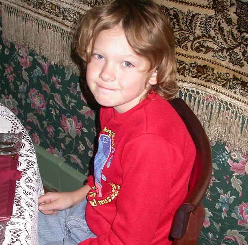 Grandson Patrick Sean