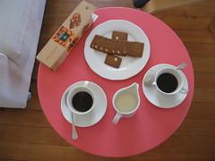 Café con pastas