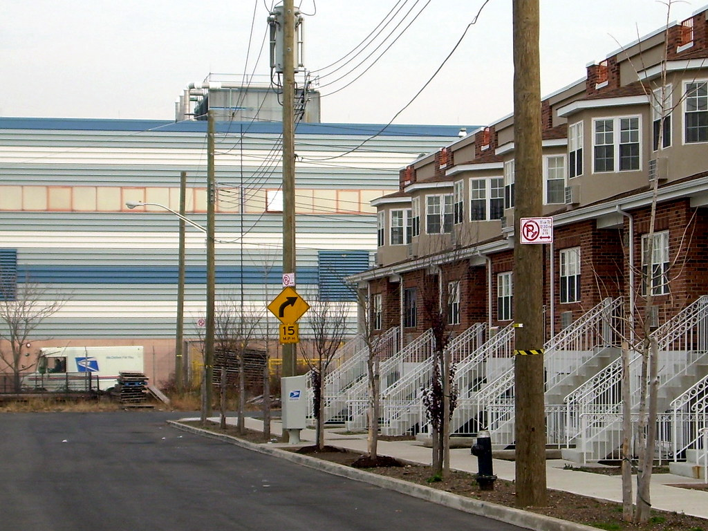 new houses, east new york