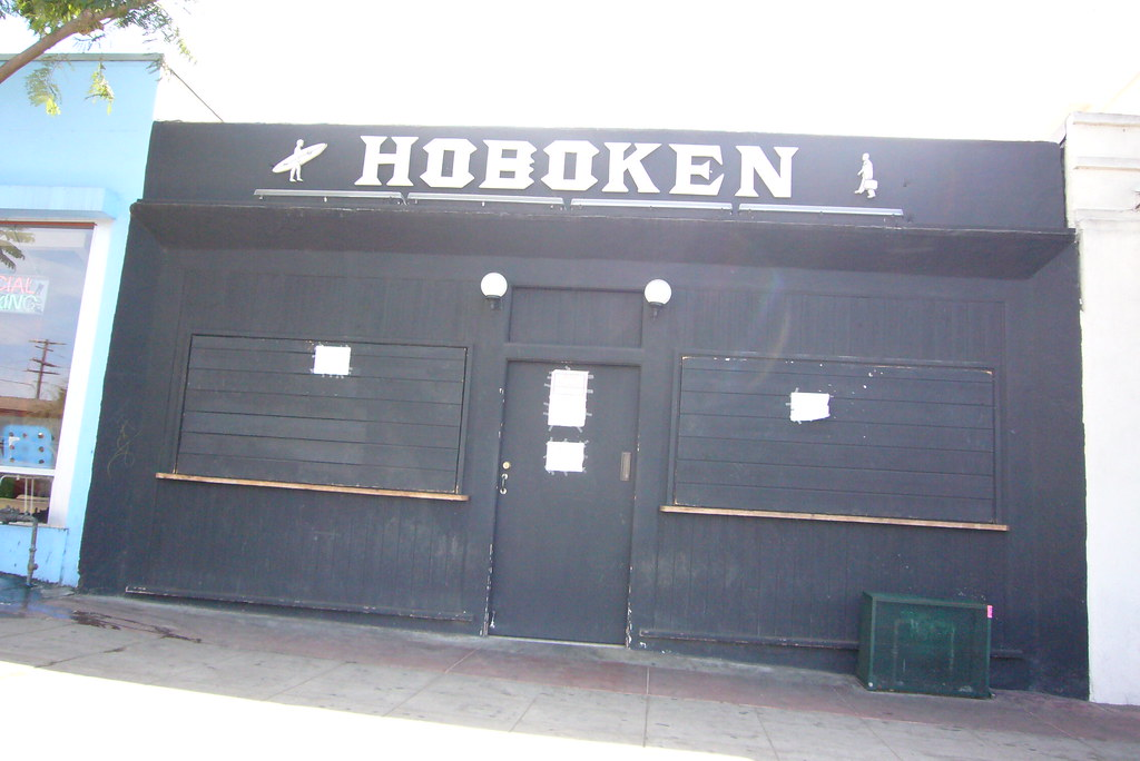 Hoboken-New Jersey in San Diego-CA