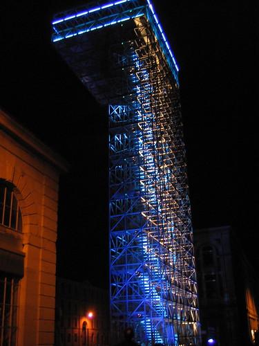 La Tour de la cité du design