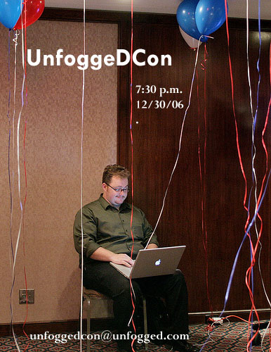 unfoggeDCon