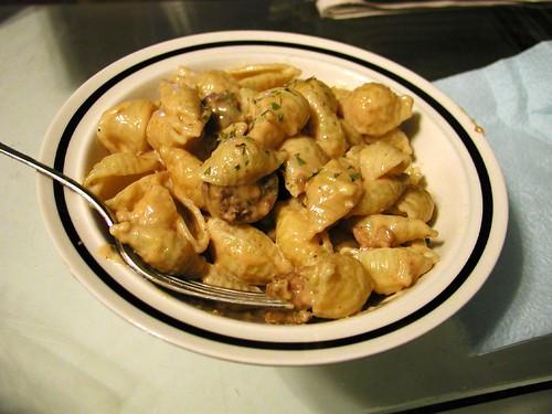 Tamarind chutney macaroni & cheese