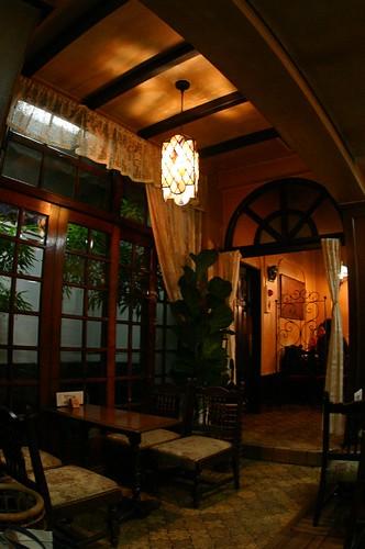 a cafe of Kyoto city 01
