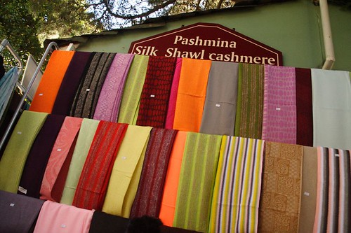 Cashmere圍巾