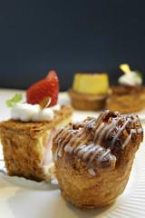 マロンパイ フランス菓子 16区 福岡