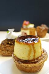 プディング フランス菓子 16区 福岡