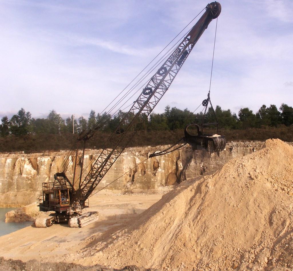 Dredging the Quarry 5