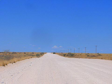 Solo in Swakop