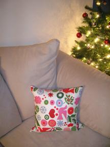 Christmasy Comfort Corner - 2006