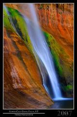 Lower Calf Creek Falls, UT photo by thpeter