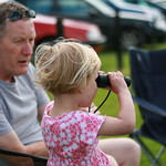 Using grandad's Binoculars<br/>08 Jul 2007