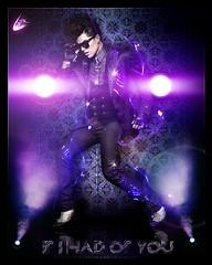 If i had of You - Adam Lambert photo by StriKeriToo