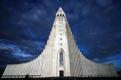 Hallgrim´s Church photo by David Eldur