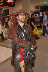 Comic Con 2007: Pirate photo by earthdog