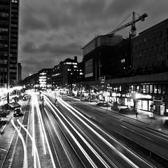 city lights photo by Georgios Karamanis