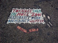 Toynbee tile (2003 - pre coverup)
