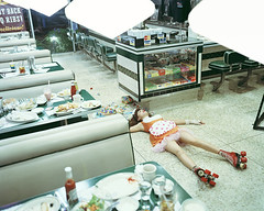 Hashimoto Reika wears Milk 04