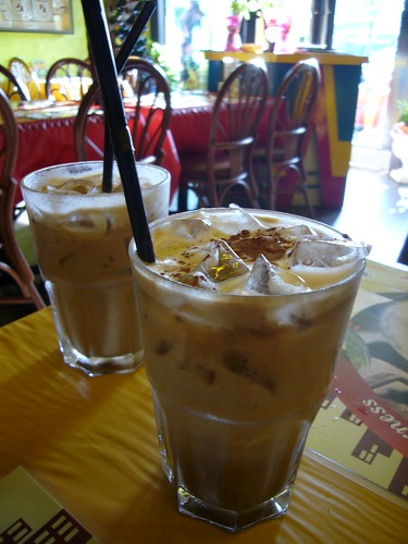 Las Carratas Iced Cappucino 1