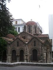 Iglesia Bizantina de Kapnikarea