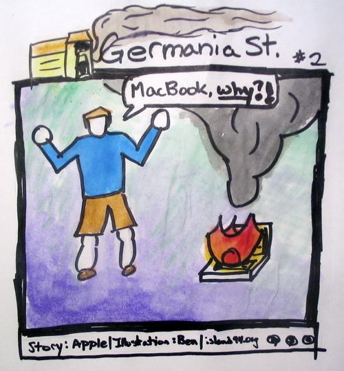 Germania St. #2