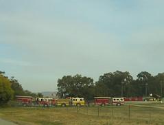 Day Fire, Frazier Park~ 9/27/06