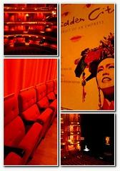 Forbidden City Collage