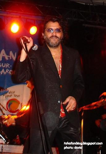 Rachid Taha in Portet sur Garonne, Sept.24, 2006, 12