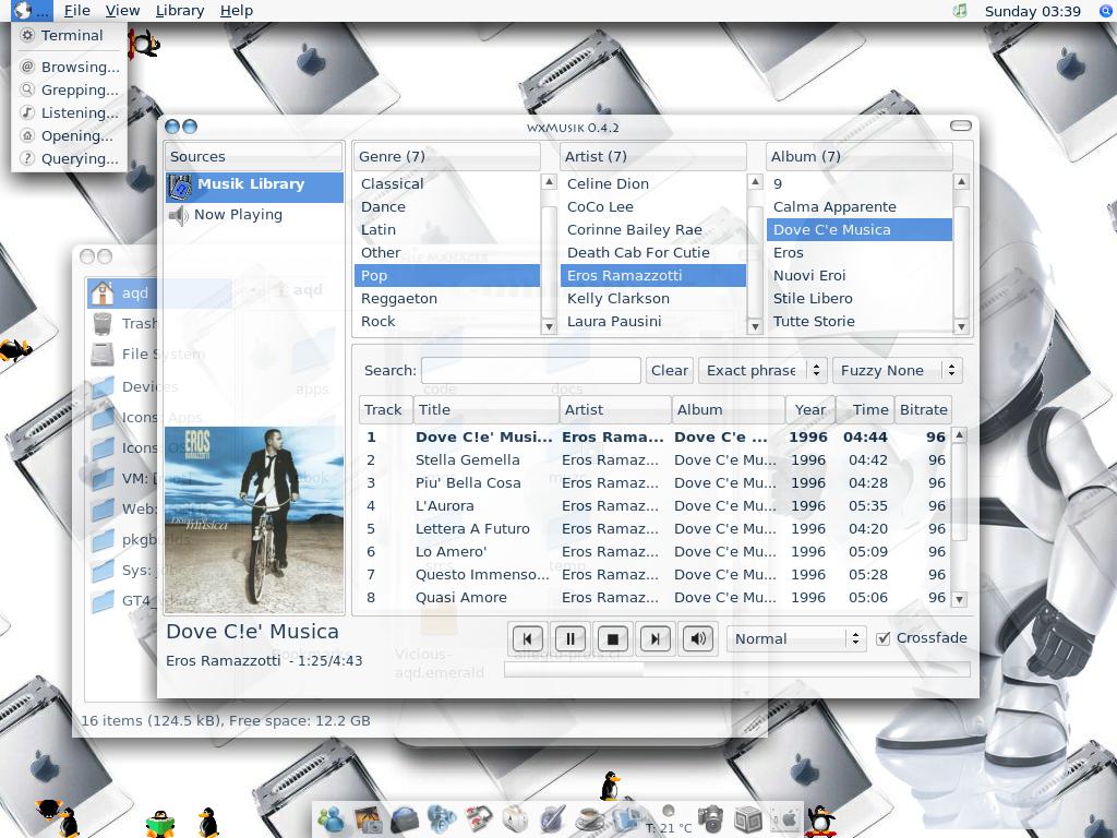 OS不問デスクトップ自慢->画像>64枚