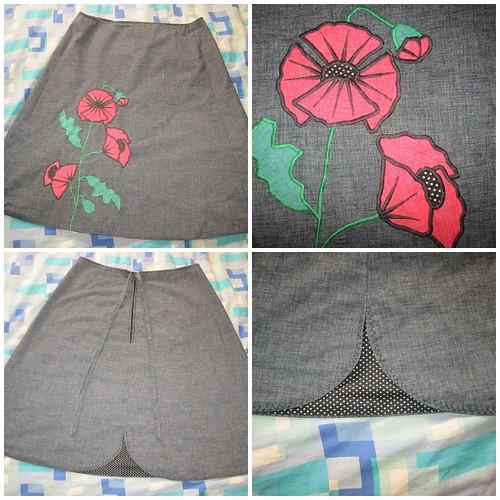skirt re-do