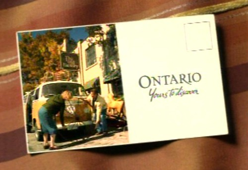 ontario, yours to discover.... in your bus
