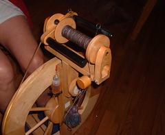 sue spinning
