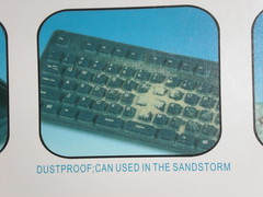 Can be used in sandstorm