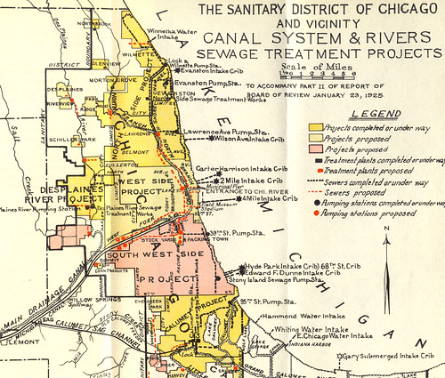Chicago Sanitation District