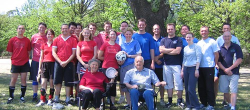 2006 Final of the Happy Christmas Professor Ovington 1970 Plate Soccer Comp