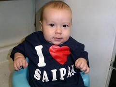 I love Saipan!