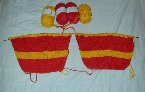 HP sweater sleeves