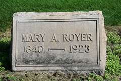 Mary A Royer
