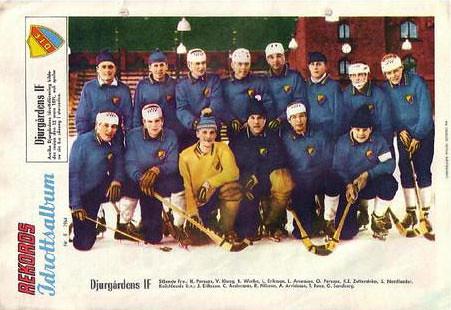 Djurgården 1964