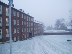 Snow at Sogn