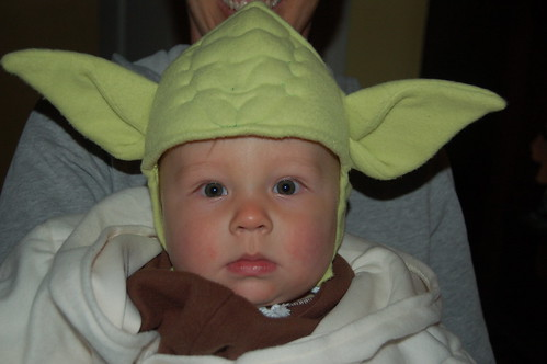 Happy Halloween From Yoda