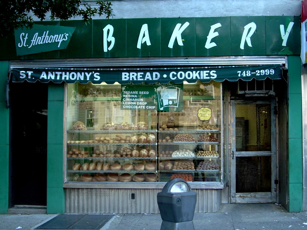 bakery, dyker heights