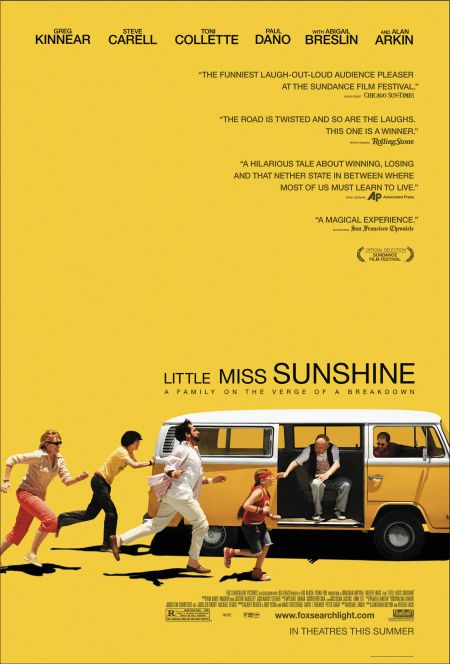 Little Miss SunShine (cartel)